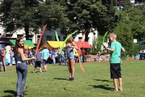 Schulfest Juli 2015