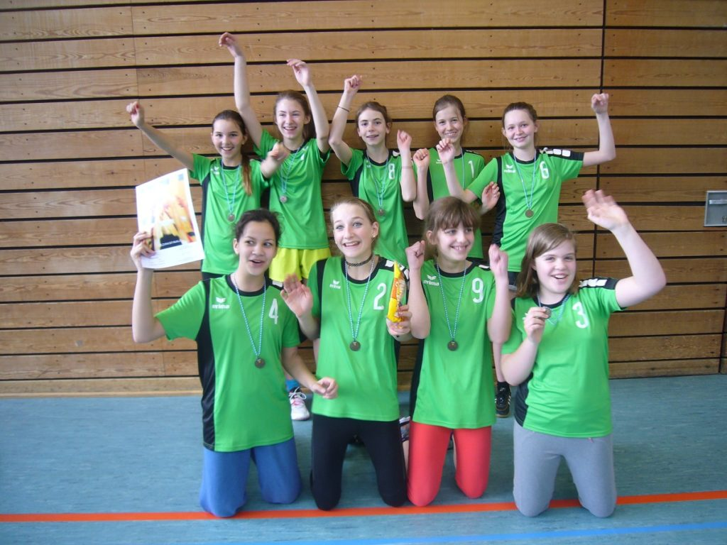 Volleyball_Bezirksfinale2016_Mädchen