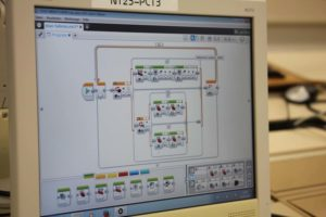 programm-zur-simulation-einer-fahrt-mit-stau
